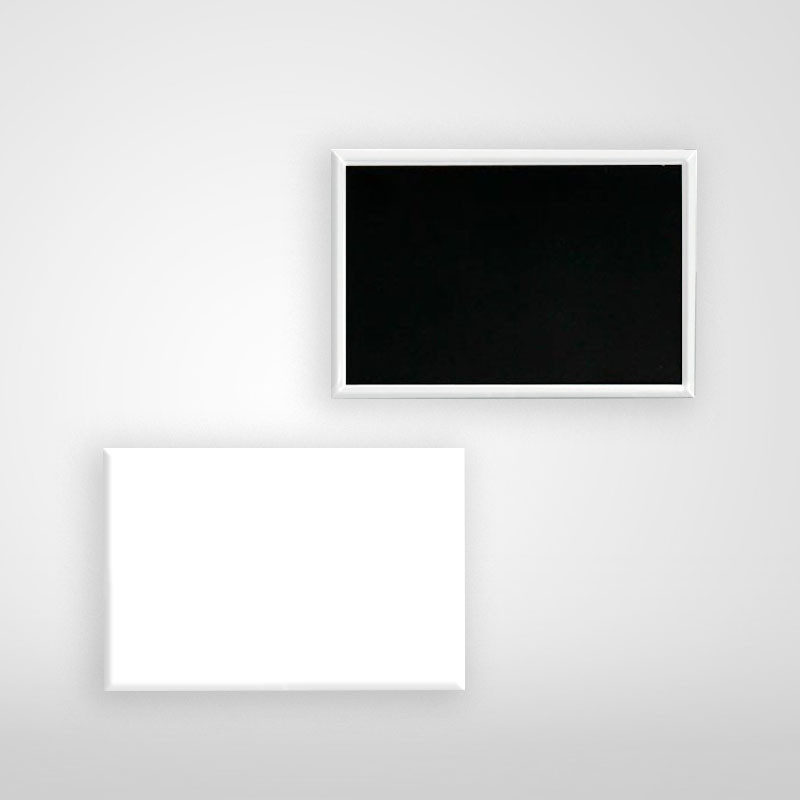 magnet rectangle 80x54mm
